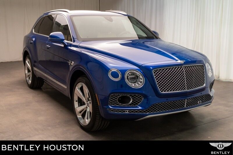 2020 Bentley Bentayga V8 Houston TX