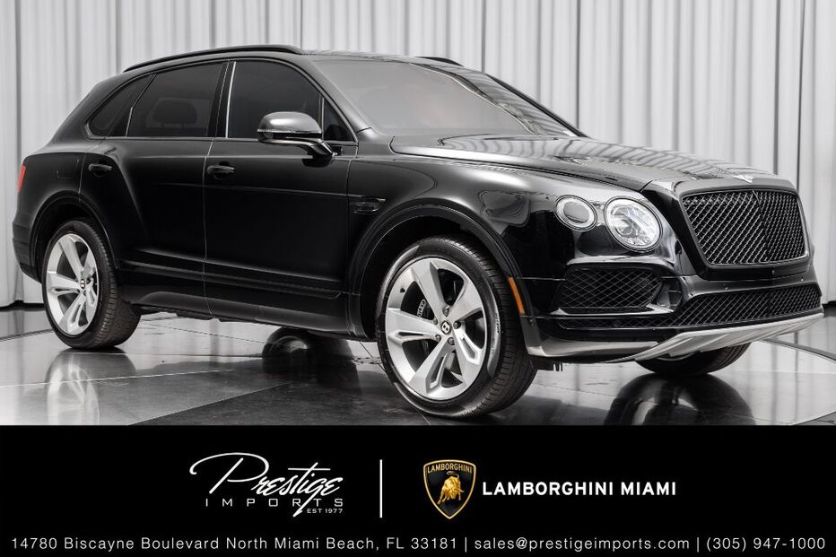 2020_Bentley_Bentayga_V8_ North Miami Beach FL