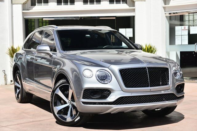 2020 Bentley Bentayga V8 V8 Lawrence KS