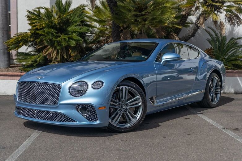 2020 Bentley Continental GT  San Diego CA