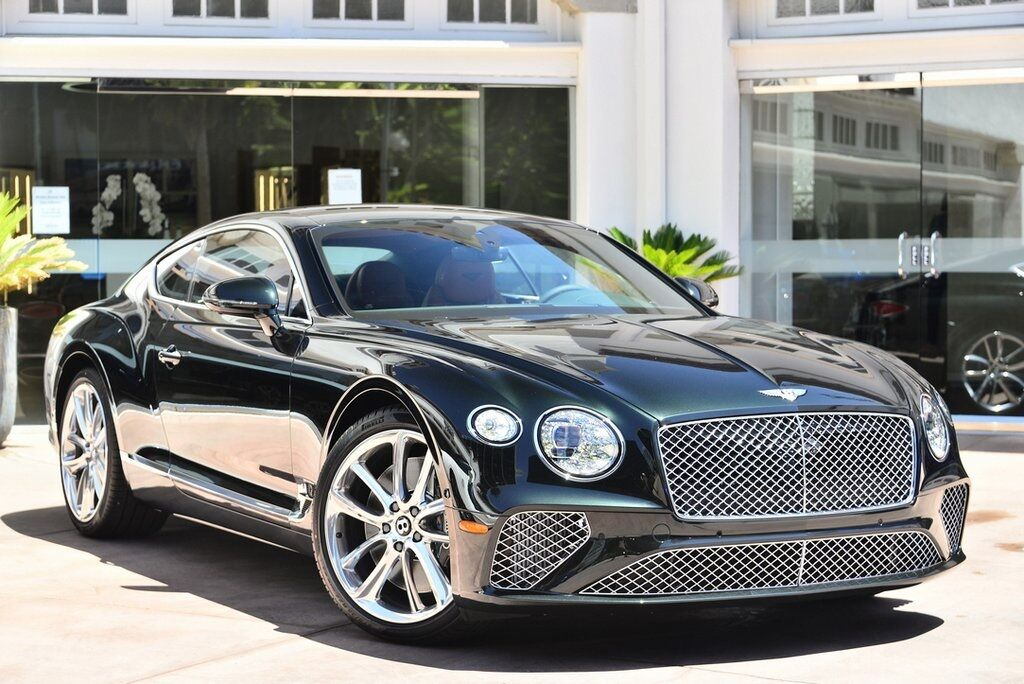 2020 Bentley Continental GT Lawrence KS