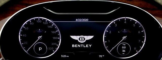 2020 Bentley Continental GT W12 Convertible St. Louis MO