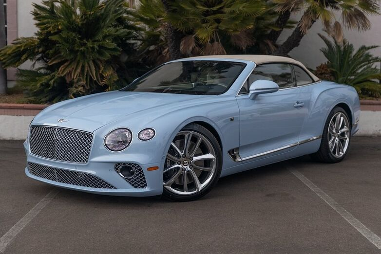 2020 Bentley Continental GT Convertible  San Diego CA