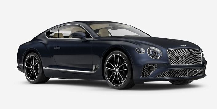 2020 Bentley Continental GT Coupe  Beverly Hills CA