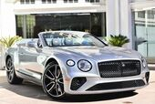 2020 Bentley Continental GT First Edition Convertible