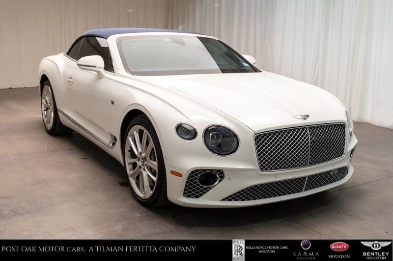 2020 Bentley Continental GT First Edition Houston TX