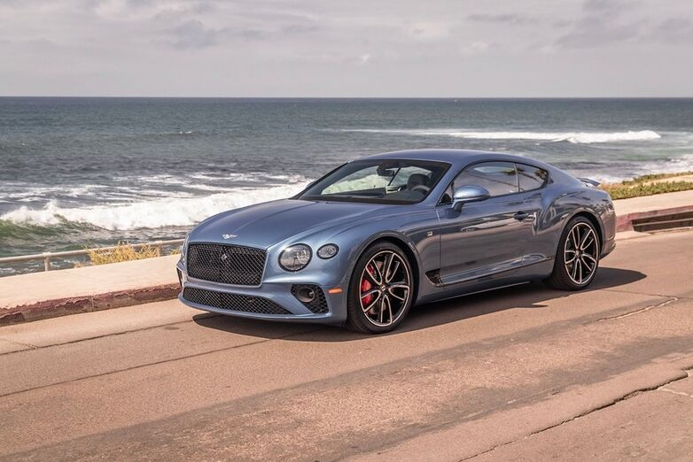 2020 Bentley Continental GT V8  San Diego CA