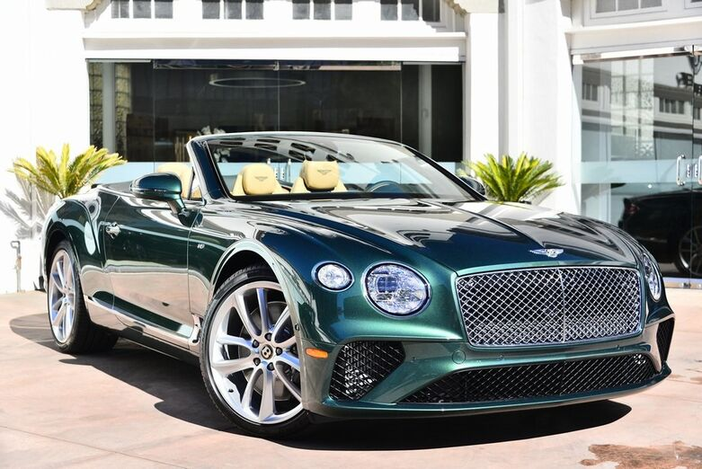 2020 Bentley Continental GT V8 Beverly Hills CA