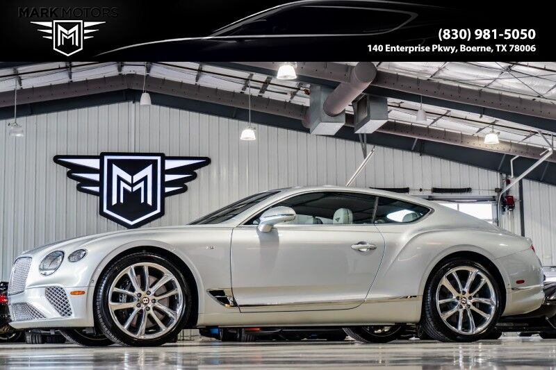 2020_Bentley_Continental_GT V8_ Boerne TX