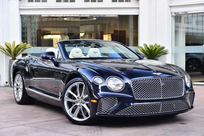 2020 Bentley Continental GT V8 Convertible  Beverly Hills CA