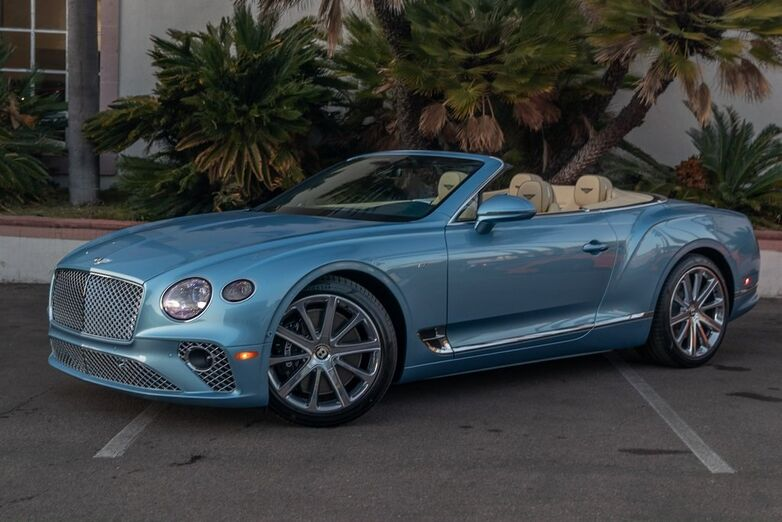 2020 Bentley Continental GT V8 Convertible  San Diego CA