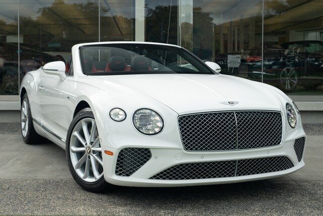 2020 Bentley Continental GT V8 Convertible  Westlake Village CA