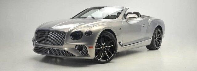 2020 Bentley Continental GT V8 Convertible 1st.Edition St. Louis MO