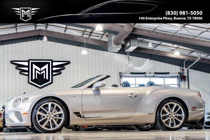 2020_Bentley_Continental_GT V8 Convertible_ Boerne TX