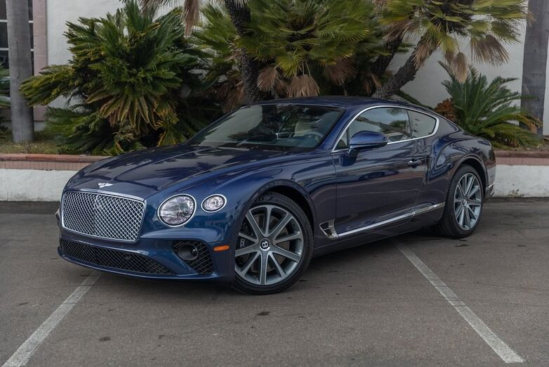 2020 Bentley Continental GT V8 Coupe  San Diego CA