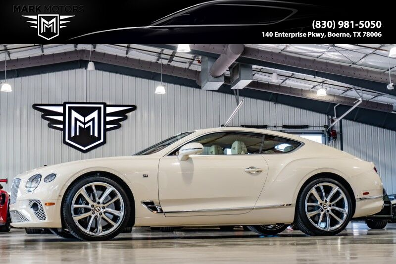 2020_Bentley_Continental_GT V8 First Edition_ Boerne TX