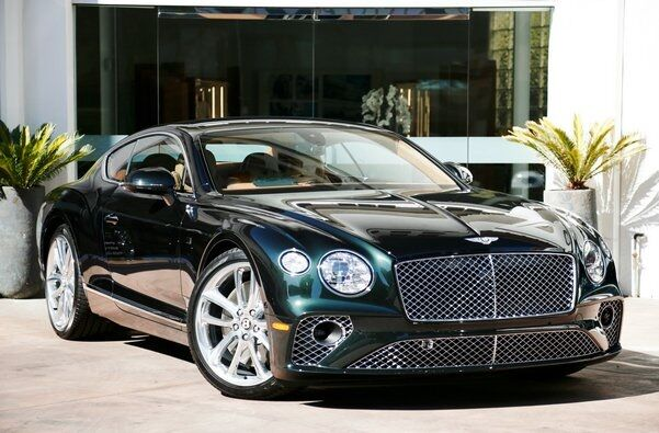 2020 Bentley Continental GT V8 First Edition Coupe  Beverly Hills CA