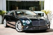 2020 Bentley Continental GT V8 First Edition Coupe