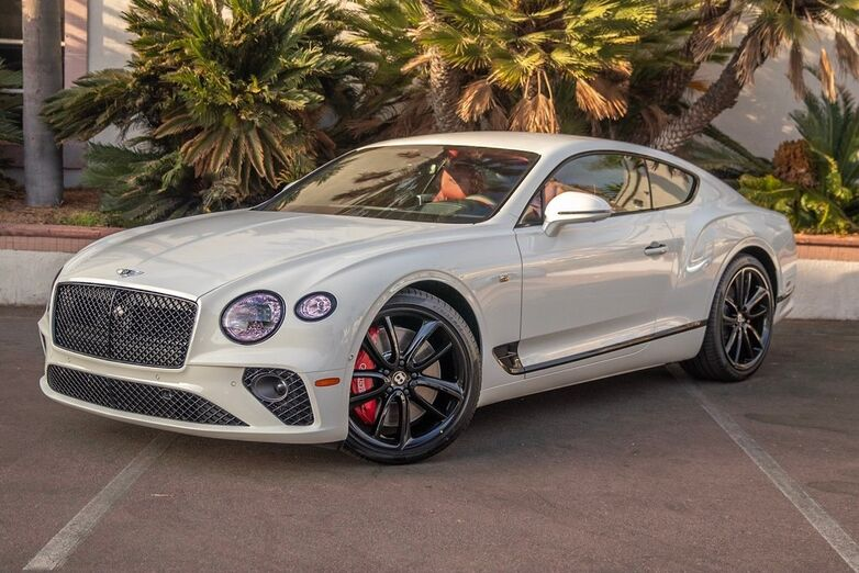 2020 Bentley Continental GT V8 First Edition Coupe  San Diego CA