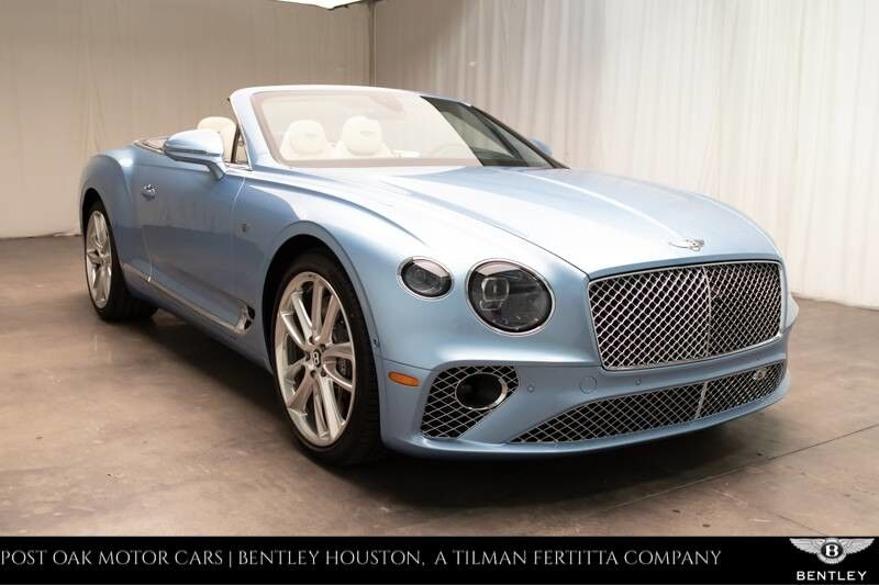 2020 Bentley Continental GT V8 First Edition Houston TX