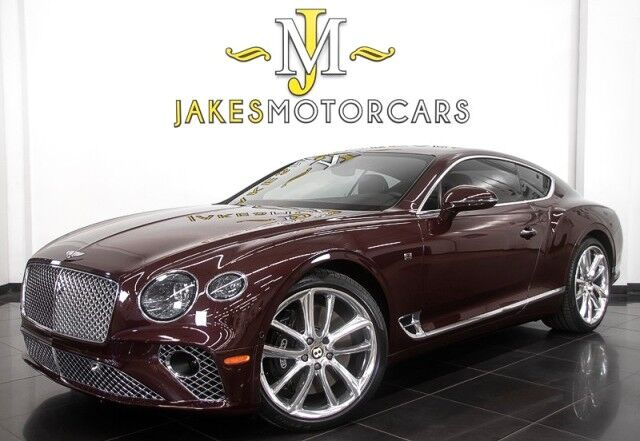 2020 Bentley Continental GT V8 **First Edition Specification** ($266,790 MSRP) San Diego CA
