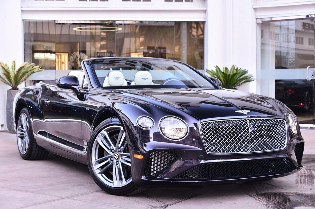 2020 Bentley Continental GT V8 Lawrence KS