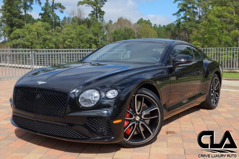 2020 Bentley Continental GT V8 The Woodlands TX