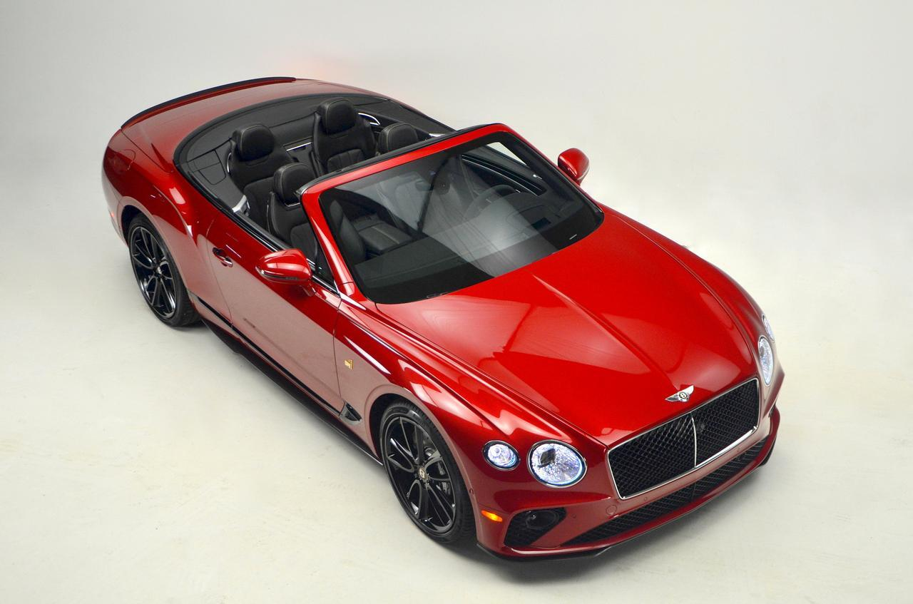 2020 Bentley Continental GT W12 Convertible  1st.Edition St. Louis MO