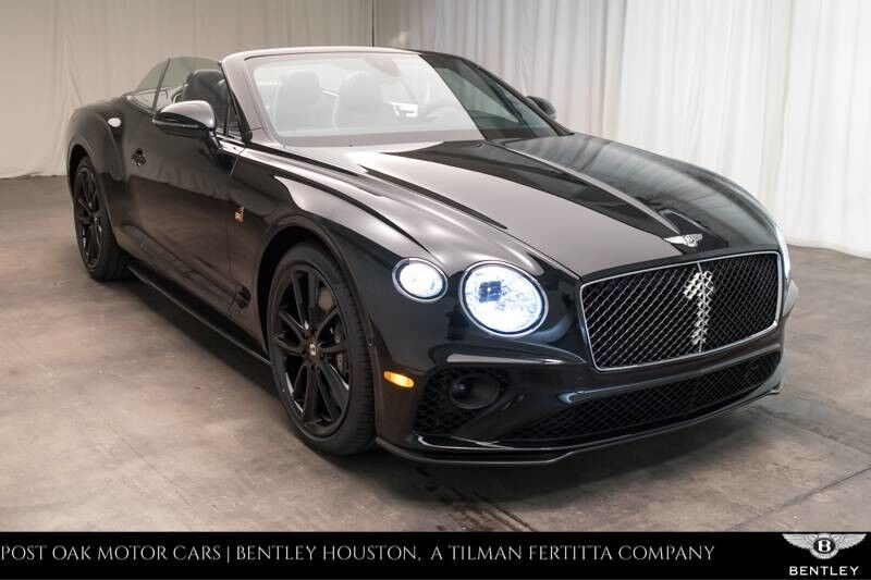 2020 Bentley Continental GTC Number 1 Edition