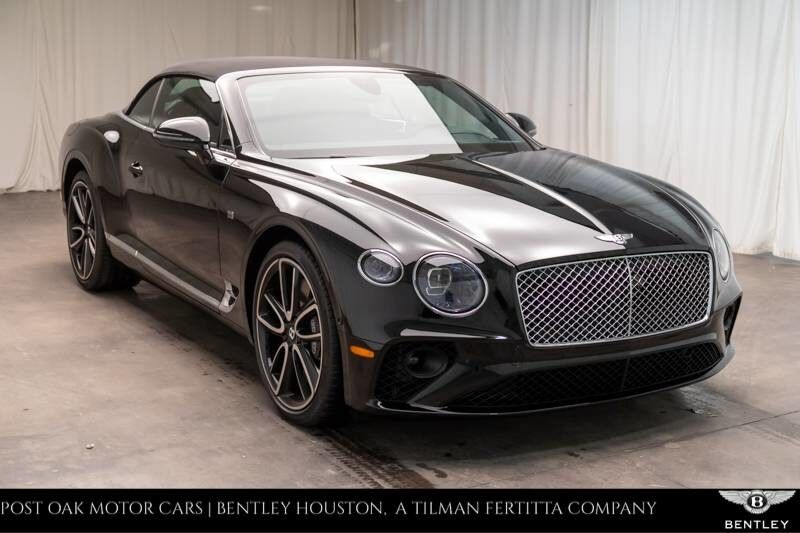 2020 Bentley Continental GTC V8 First Edition Houston TX