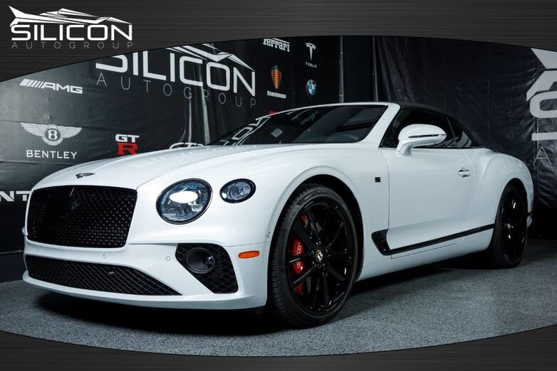 2020 Bentley Continental GTC V8 First Edition Spicewood TX