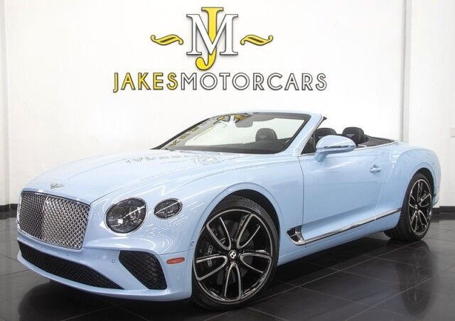 2020 Bentley Continental GTC V8 *MULLINER DRIVING SPECIFICATION* **ONLY 2100 MILES** San Diego CA