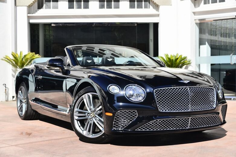 2020 Bentley GT  Beverly Hills CA