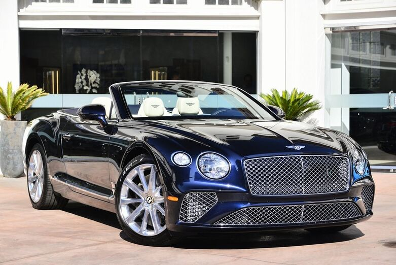 2020 Bentley GT V8 Beverly Hills CA