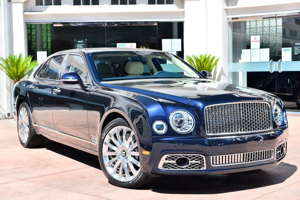 2020 Bentley Mulsanne Lawrence KS