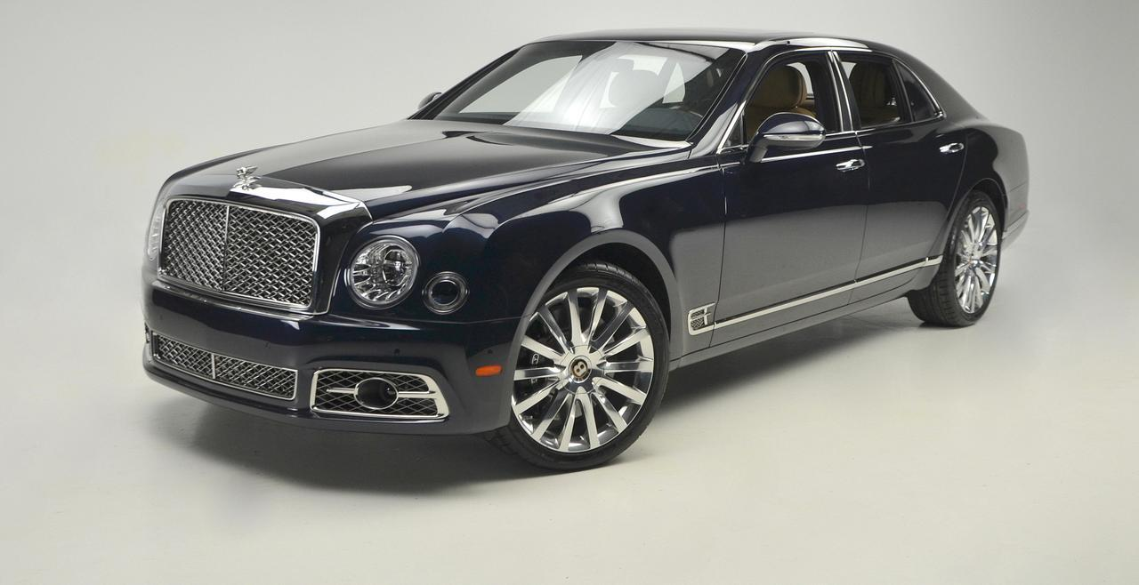 2020 Bentley Mulsanne Mulliner Driving Specification St. Louis MO