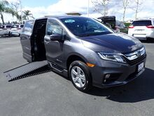 2020_BraunAbility Honda_Odyssey_EX w/ Power Ramp_ Anaheim CA