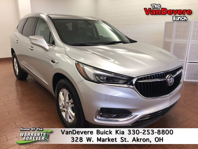 2020 Buick Enclave Essence Akron OH