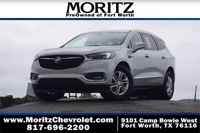 2020 Buick Enclave Essence Fort Worth TX