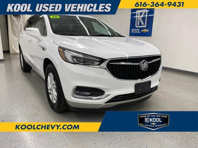 2020 Buick Enclave Essence Grand Rapids MI