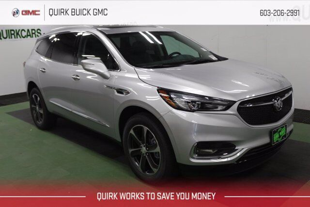 2020 Buick Enclave Essence Manchester NH
