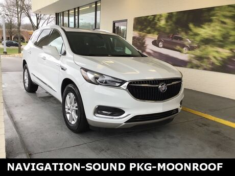 2020 Buick Enclave Essence Raleigh NC