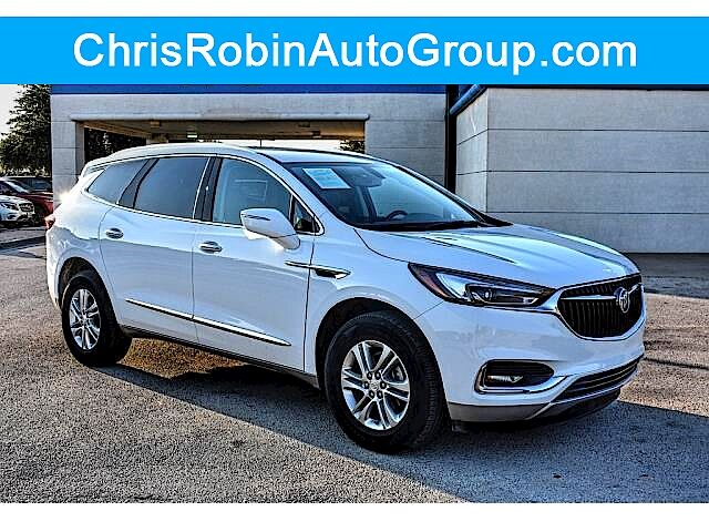 2020 Buick Enclave FWD 4DR ESSENCE Midland TX