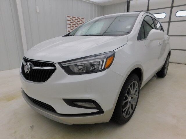 2020 Buick Encore FWD 4dr Sport Touring Manhattan KS