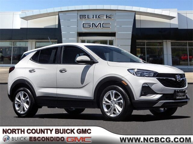 2020 Buick Encore GX Preferred San Diego County CA