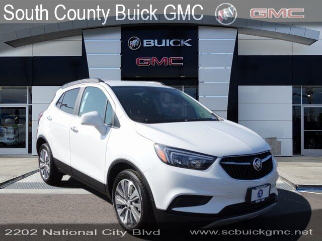 2020 Buick Encore Preferred San Diego County CA