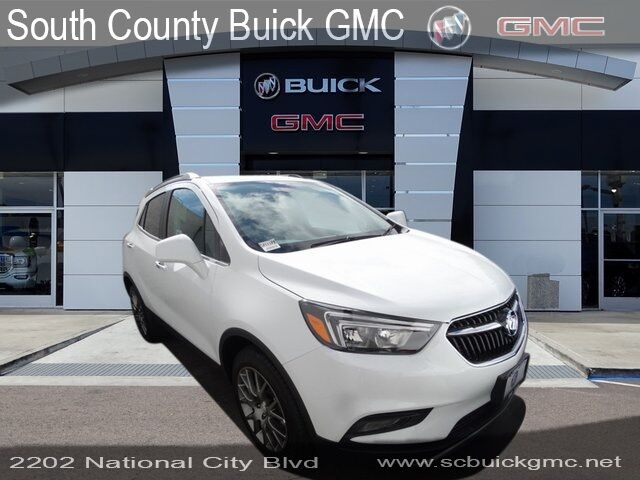2020 Buick Encore Sport Touring San Diego County CA