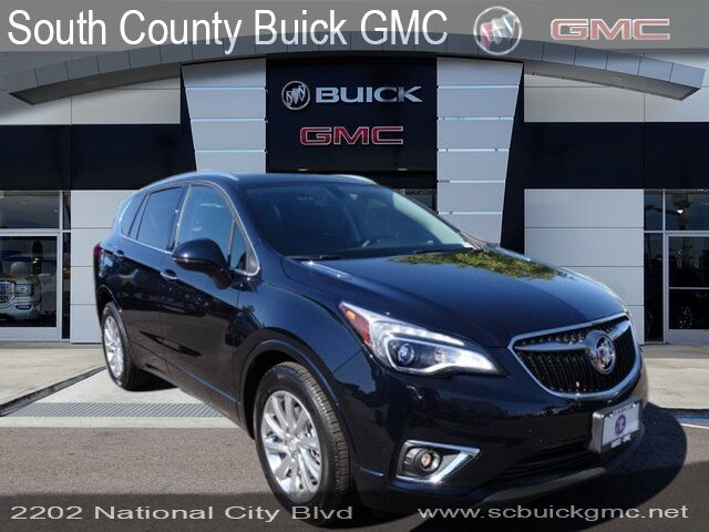 2020 Buick Envision Essence San Diego County CA