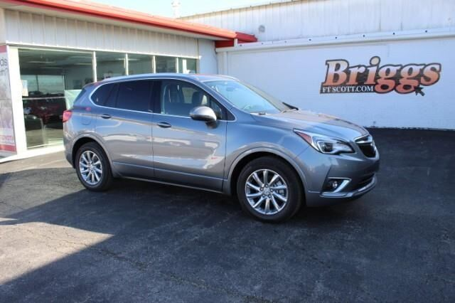 2020 Buick Envision FWD 4dr Essence Fort Scott KS