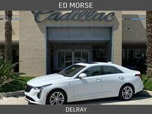 2020_Cadillac_CT4_Luxury_ Delray Beach FL